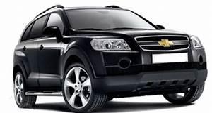 Frenos Chevrolet Captiva