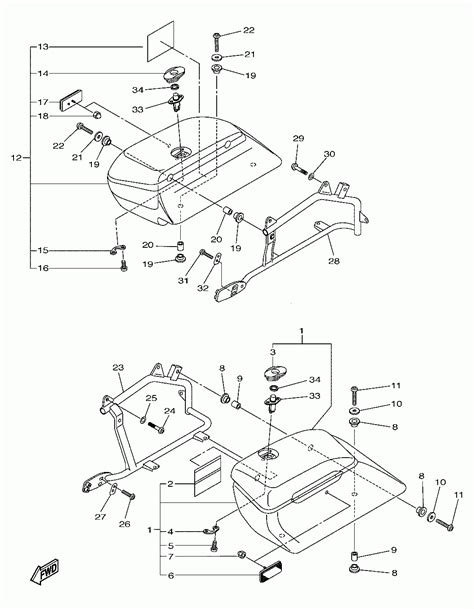 yamaha v 950 wiring diagram for lights trusted