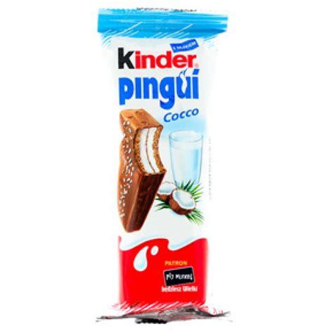 Ferrero Kinder Pingui Coconut
