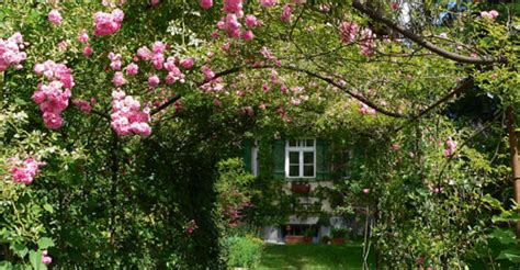 Garten Im Frühling  Ganz Romantisch RÖsratherleben