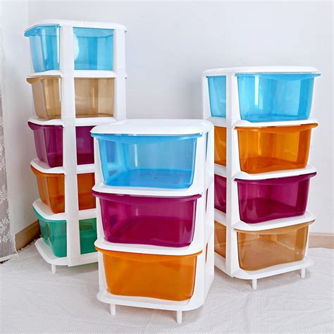 coloured storage drawers best large colored plastic drawer storage cabinets
