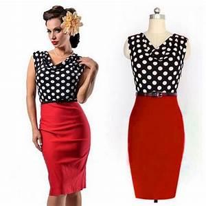 Style Vestimentaire Femme : style vestimentaire ann e 60 femme ~ Dallasstarsshop.com Idées de Décoration