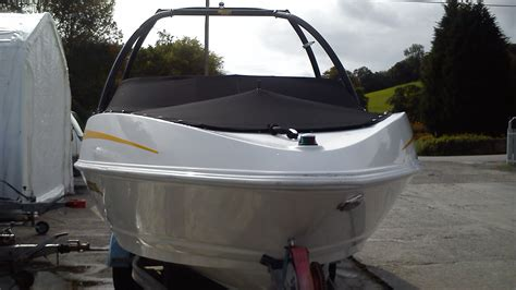 Larson Bowrider Boats For Sale by Larson Senza 206 Bowrider Boat For Sale In Cornwall In St
