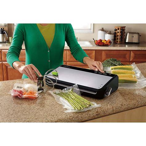 review foodsaver vacuum sealer fmecr system sous vide guy