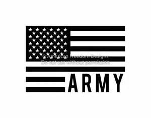 U.S. Army American Flag