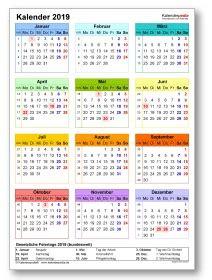 word kalender kostenlos chip