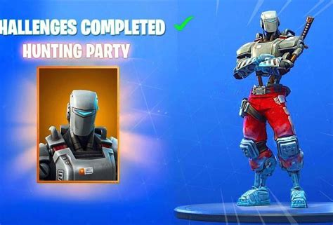 fortnite battle pass weekly challenges hunting party aim