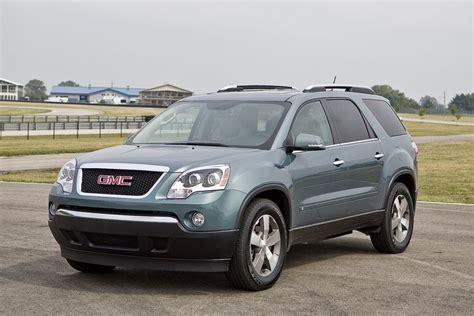 gmc acadia reviews specs  prices carscom