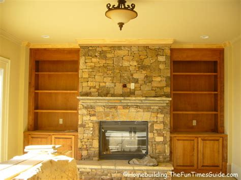 bookcases next to fireplace built in bookshelves add a quality touch to custom homes