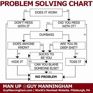 Man U0026 39 S Guide To Problem Solving