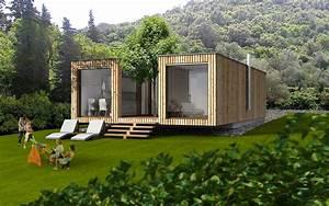 Petite Maison Pr U00e9fabriqu U00e9e En Bois