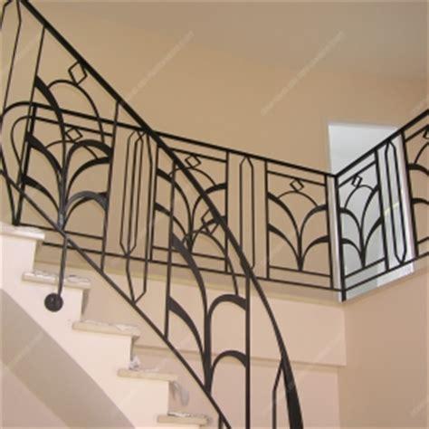 res d escalier en fer forg 233 style d 233 coratif mod 232 le lys