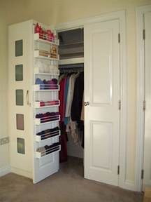 25 best ideas about closet door storage on