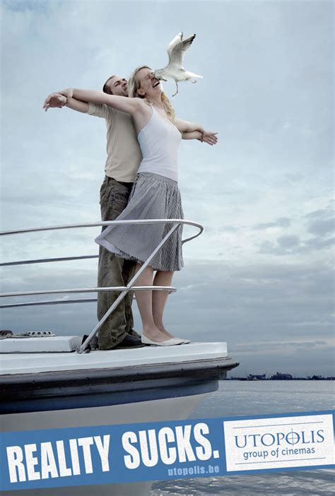 Britannic Sinking In Real Time by 40 Seriously Funny Print Ads Webdesigner Depot