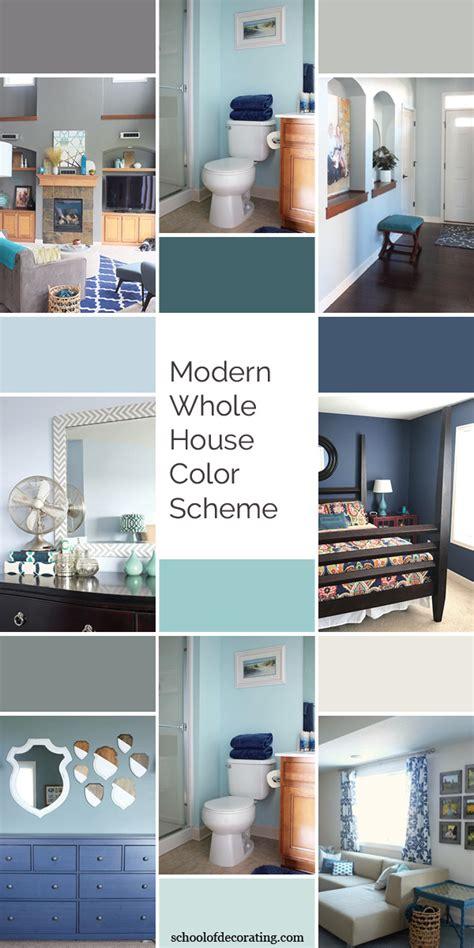 paint colors modern  house color scheme