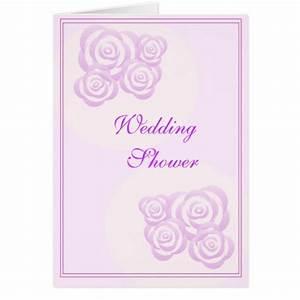 wedding shower invitation greeting card zazzle With wedding shower greeting cards