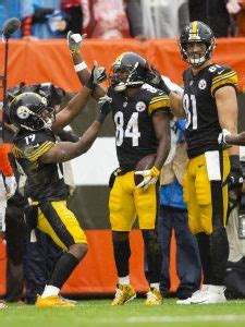 Steelers' Antonio Brown Addresses Controversy