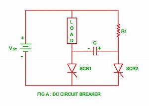 Static Dc Circuit Breaker