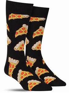 Pizza | Awesome Food Socks for Men