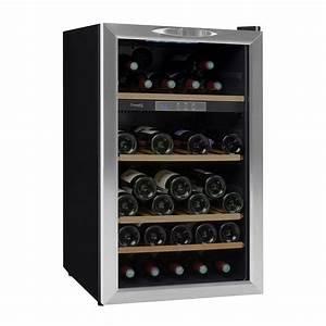 Caves A Vin : cave de service cls52 pour 52 bouteilles de vin climadiff ~ Melissatoandfro.com Idées de Décoration