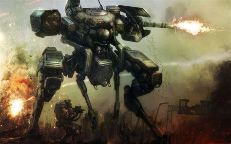 Download Robots War Wallpaper 1440x900  Wallpoper #243857