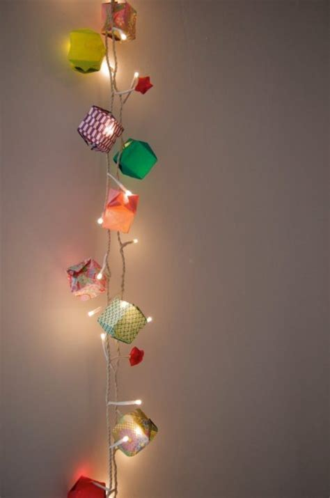 stunning diy decoration    string lights