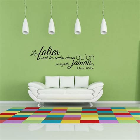 stickers chambre adulte sticker madéco cheap stickers quotes discount wall