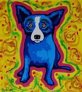 Blue Dog George Rodrigue