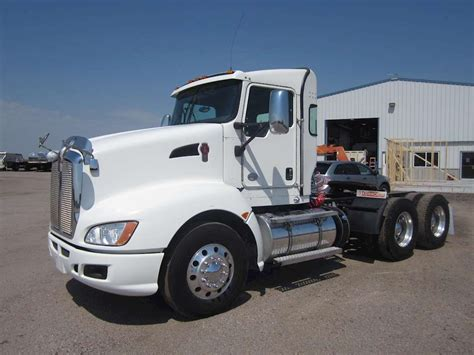 kenworth truck cab 2012 kenworth t660 day cab truck for sale 532 000 miles