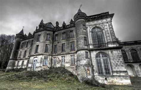 le chateau abandonne photo urbex hdr urbex sites france