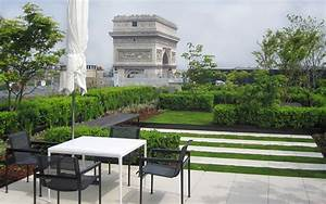 jardin en terrasse jardins de l39orangerie With photos terrasses et jardins 2 amenagement terrasses jardins de lorangerie
