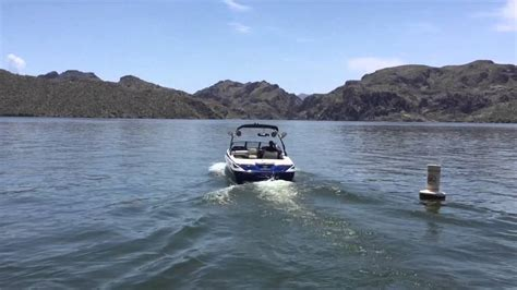 Boulder Boats Az by 2009 Malibu Wakesetter 23 Lsv Lake Test Saguaro Lake Az