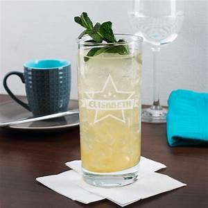 Trinkglas Mit Namen : trinkglas mit sternmotiv und namen ~ Markanthonyermac.com Haus und Dekorationen
