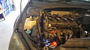 How To Remove Alternator On A 2010 Nissan Versa