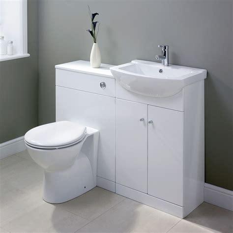 Ikoma Vanity Unit Basin White 750