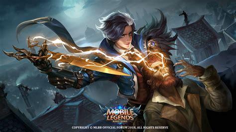 Mobile Legends 5v5 Moba Battles