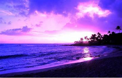 Sunset Hawaii Sunsets Backgrounds Wallpapers Kauai Nice