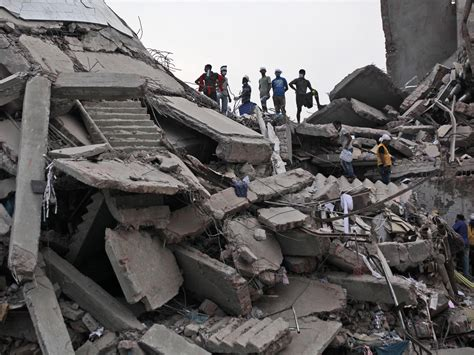 Bangladesh Rescuers Give Up On Finding Survivors Of