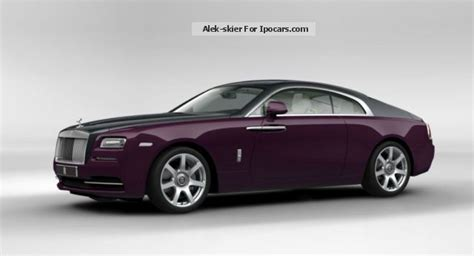 rolls royce sport car 2012 rolls royce bespoke wraith car photo and specs