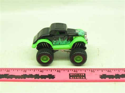 toy monster truck videos for the menards green monster truck toy car ebay