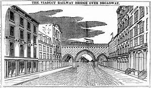 The First Subway: Alfred Ely Beach's Marvelous Pneumatic ...