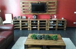 Recyclage Palette : recyclage 13 choses impensables faire avec des ~ Melissatoandfro.com Idées de Décoration