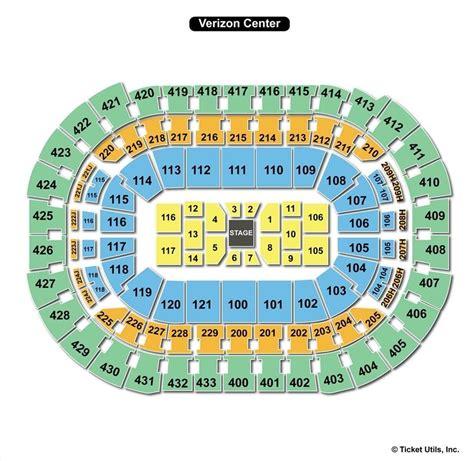 capital  arena washington dc seating chart view