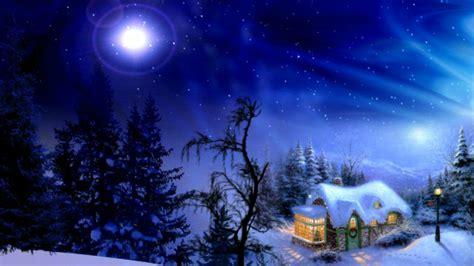 Christmas Night Wallpaper ·①