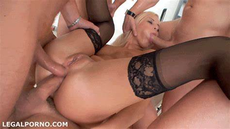 Gloriuos Grey Haired Chanel Preston Pounded Dirty
