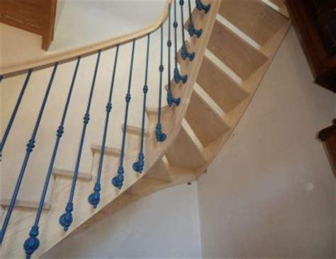 escalier fer forge prix escalier traditionnel fer forg 233 sur mesure bretagne