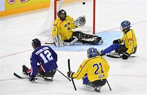 Canada suffers 1st defeat at para-hockey worlds