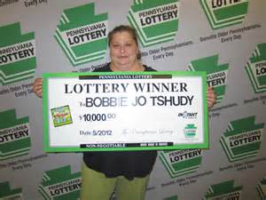 PA Lottery Winners