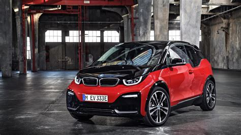 2018 Bmw I3s Is A Sportier City Ev, With A $500 Turbocord