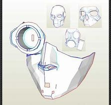 HD wallpapers cardboard mask template free hd039.gq